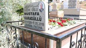 Ahiliğe verdiği emekle bilinen Karagüllü, 3. ölüm yıl dönümünde anıldı