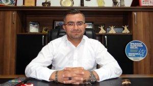 AK Parti Gölpazarı İlçe Başkanı Raşit Özen istifa etti