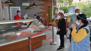 Alanya Halk Et Satış Mağazası'nda 1 yılda 63 bin kilo et ürünü satıldı