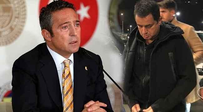 """Ali Koç, Acun Ilıcalı'dan aldığı cevaba çok sinirlendi: """"Sen nereden biliyorsun?"""""""