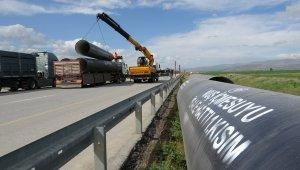 Alparslan-2 Barajı'yla Muş'un 100 yıllık su sorunu çözüme kavuşuyor
