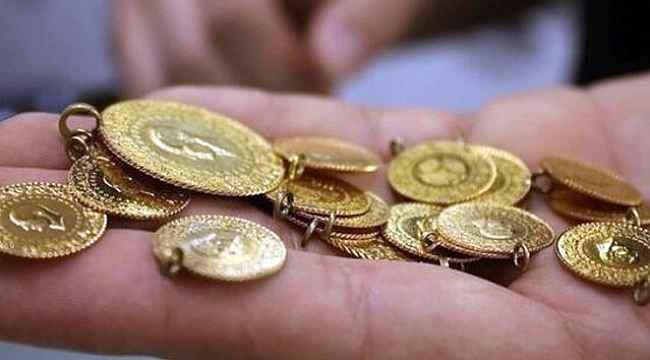 Altın son 6 ayın en yüksek seviyesini gördü... Gram fiyatı 503 lira