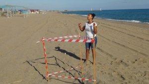 Antalya'da Caretta Caretta yumurtaları için nöbet başladı