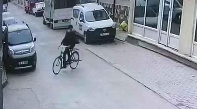 Apartmandan bisiklet çaldı - Bursa Haberleri