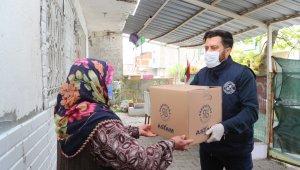 Arnavutköy'de sosyal yardımlar artarak devam ediyor