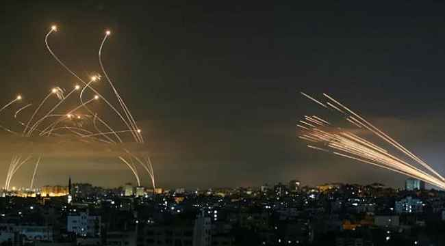 Atılan 2 bin 300 füze İsrail'in hava savunma sistemini deldi!