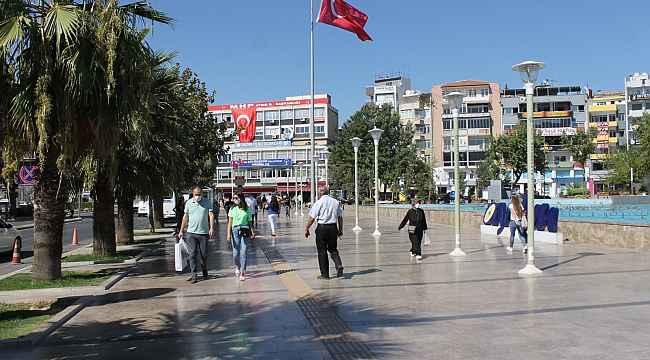Aydın'ın yüzde 13'ü genç nüfustan oluşuyor