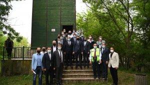 Bakan Pakdemirli Kuşcenneti Milli Parkı'nı ziyaret etti