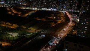 Başakşehir'de Filistin'e destek konvoyu