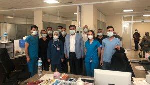 Bayramda görev başındaki sağlık çalışanlarından 'Kurallara uyun' çağrısı