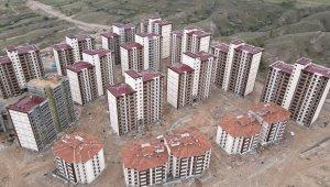Bekdik Mahallesinde yapılan bin 410 TOKİ konutu için kura çekimi yapılacak