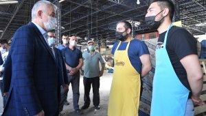 """Belediye Başkanı Başdeğirmen: """"Isparta'mız birçok şehre örnek olacak"""""""