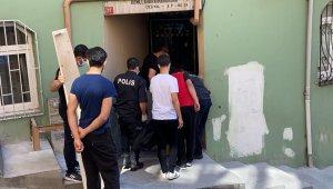 Beyoğlu'nda Türkmenistanlı kadının sır ölümü