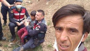 Burdur'da kaybolan işitme ve konuşma engelli küçük Kerim bulundu