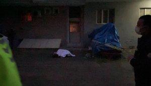 Bursa'da 5. kattan düşen yaşlı adam hayatını kaybetti - Bursa Haberleri