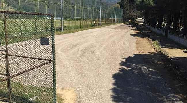 Bursa'da futbol sahaları yenileniyor - Bursa Haberleri