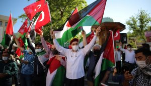 Bursa'dan İsrail'e tepki - Bursa Haberleri