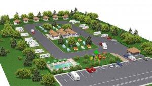 Bursa'nın yeni kamp ve karavan alanı turizmin gözdesi olacak - Bursa Haberleri