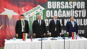 Bursaspor'da başkan adaylığı için son 10 gün
