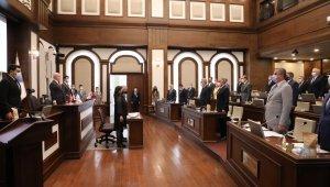 Büyükçekmece Belediye Meclisi'nden İsrail'e kınama