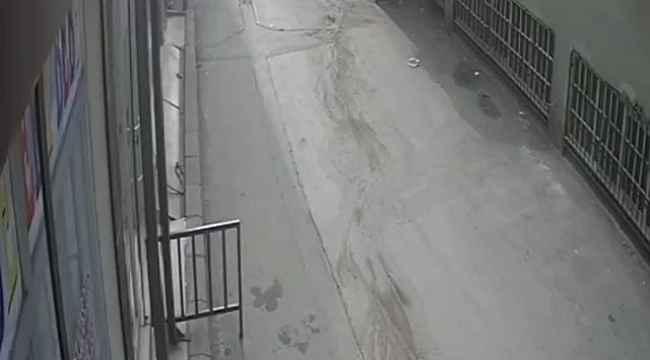 Caraskal koptu... Genç adam 5.kattan böyle düştü - Bursa Haberleri