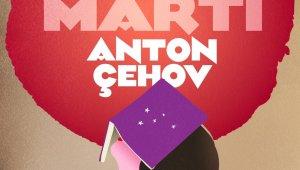 """Çehov'un """"Martı""""sı Okuma Tiyatrosu'nda"""