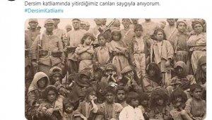 CHP Bursa Milletvekili Orhan Sarıbal'ın Dersim paylaşımı tepki çekti - Bursa Haberleri