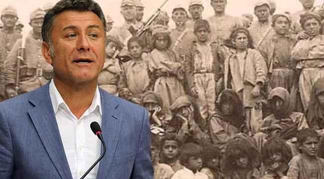 """CHP'nin Bursa vekili Dersim olayları için """"Katliam"""" ifadesini kullandı"""