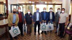 Çiftçinin pazarlama gücü artıyor...Yenişehir'de üreticinin yüzü gülüyor - Bursa Haberleri