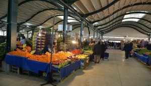 Cumartesi günü İnegöl'de 8 pazar kurulacak - Bursa Haberleri