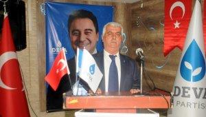 DEVA Partisi Cizre İlçe Başkanı Ezgi, korona virüse yenik düştü