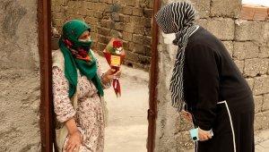 Diyarbakır Büyükşehir Belediyesi anneleri unutmadı