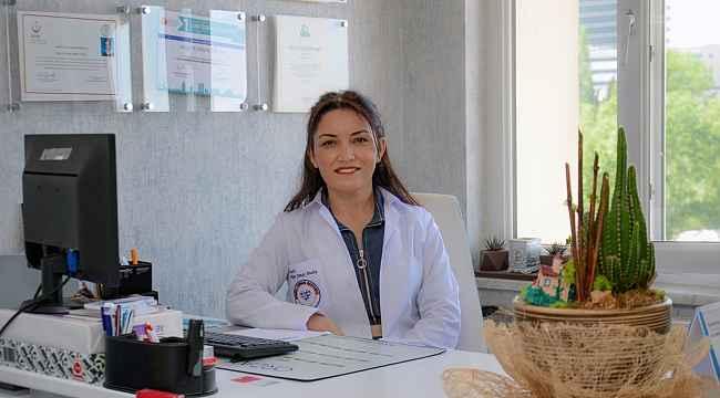 """Doç. Dr. Nilgün Şimşir Atalay, """"Hareketsizliğe bağlı kilo artışı diz ağrılarına neden oluyor"""""""