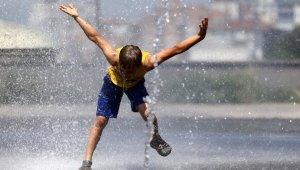 Doğu Anadolu'da sıcaklıklar artıyor