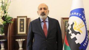 DTSO Başkanı Kaya'dan inşaat sektörünün desteklenmesi talebi