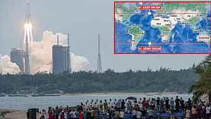 Dünya gözü düşecek dev rokette... Türkiye de tehlike altında