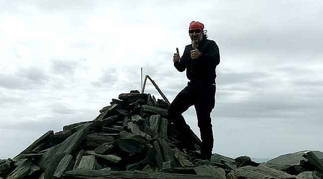 Dünya rekortmeni, Murat Dağı'nda