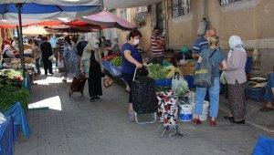 Efeler'de pazar yerleri belli oldu
