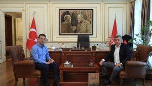 Ekrem İmamoğlu'ndan Kandilli'ye proje desteği