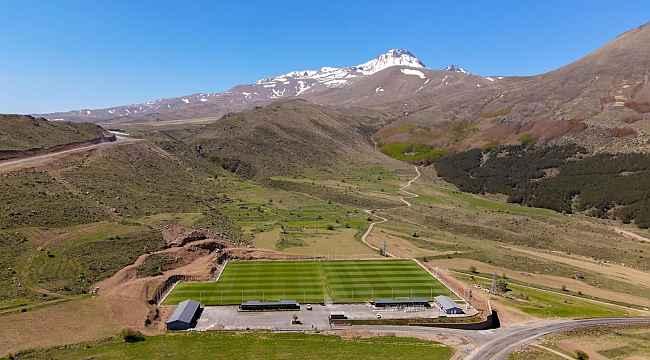 Erciyes futbol takımlarını misafir etmeyi bekliyor