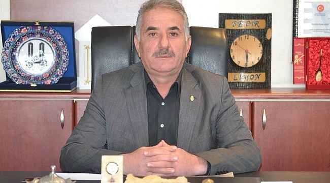 """Erzincan ESOB Başkanı Limon: """"Esnafımız işyerlerini kapatmış fakat online alışveriş mağazaları 24 saat işlerine devam ermektedir"""""""