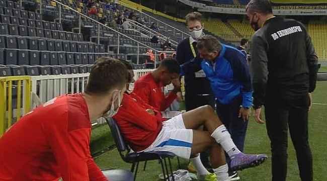 """Erzurumspor'da oyuna girmek istemeyen Gomes'dan 'Maaş tepkisi': """"4 aydır almıyorum"""""""