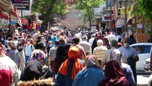 Evde bunalan vatandaşlar, kendilerini sokağa attı - Bursa Haberleri