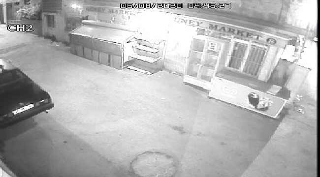 Evlere tırmanarak giren hırsız tutuklandı