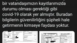 Fahrettin Koca'dan Covid-19 kaynaklı ölümün saklandığına dair yapılan paylaşım hakkında açıklama geldi