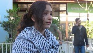 Filistinli 10 yaşındaki Latif'den uluslararası topluma çağrı