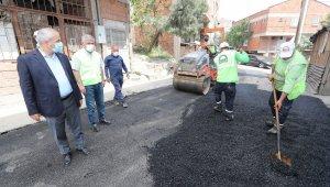 Gebze'de tam kapanma çalışmaları