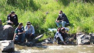 Göç yolunda oksijensiz kalan balıklar için can suyu takviyesi