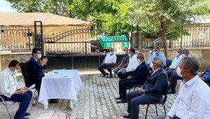 Gölbaşı'nda Köylere Hizmet Götürme Birliği seçimi yapıldı