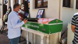 İHA Kuşadası muhabiri Hacısalihoğlu, son yolculuğuna uğurlandı